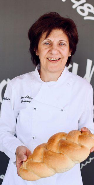 Anna Rita, la maestra della produzione di Dolcepane